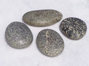 Granite flat Pebbles 80 ~150mm